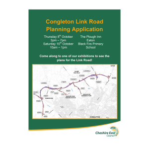 Congleton Link Road Planning Application