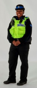 Carol Holmes, Police Community Support Officer