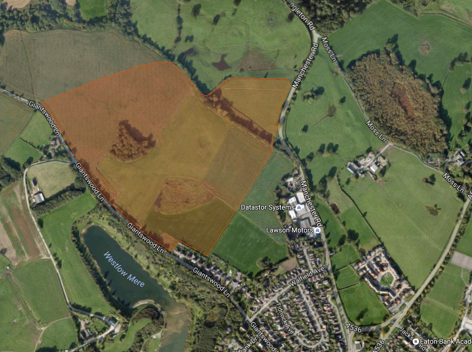 Hulme Walfield Outline Planning