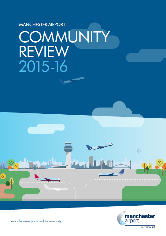Manchester Airport Community Review