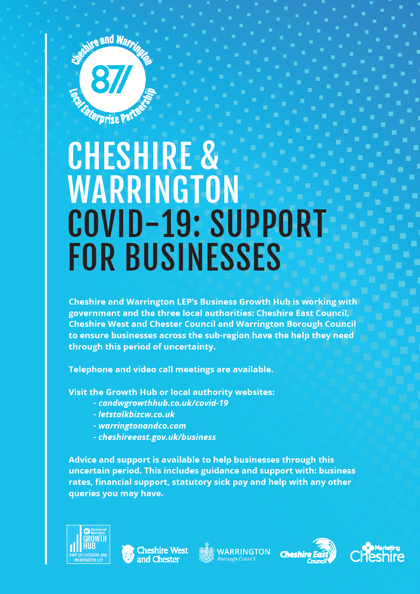 Covid-19: Support for businesses (image)