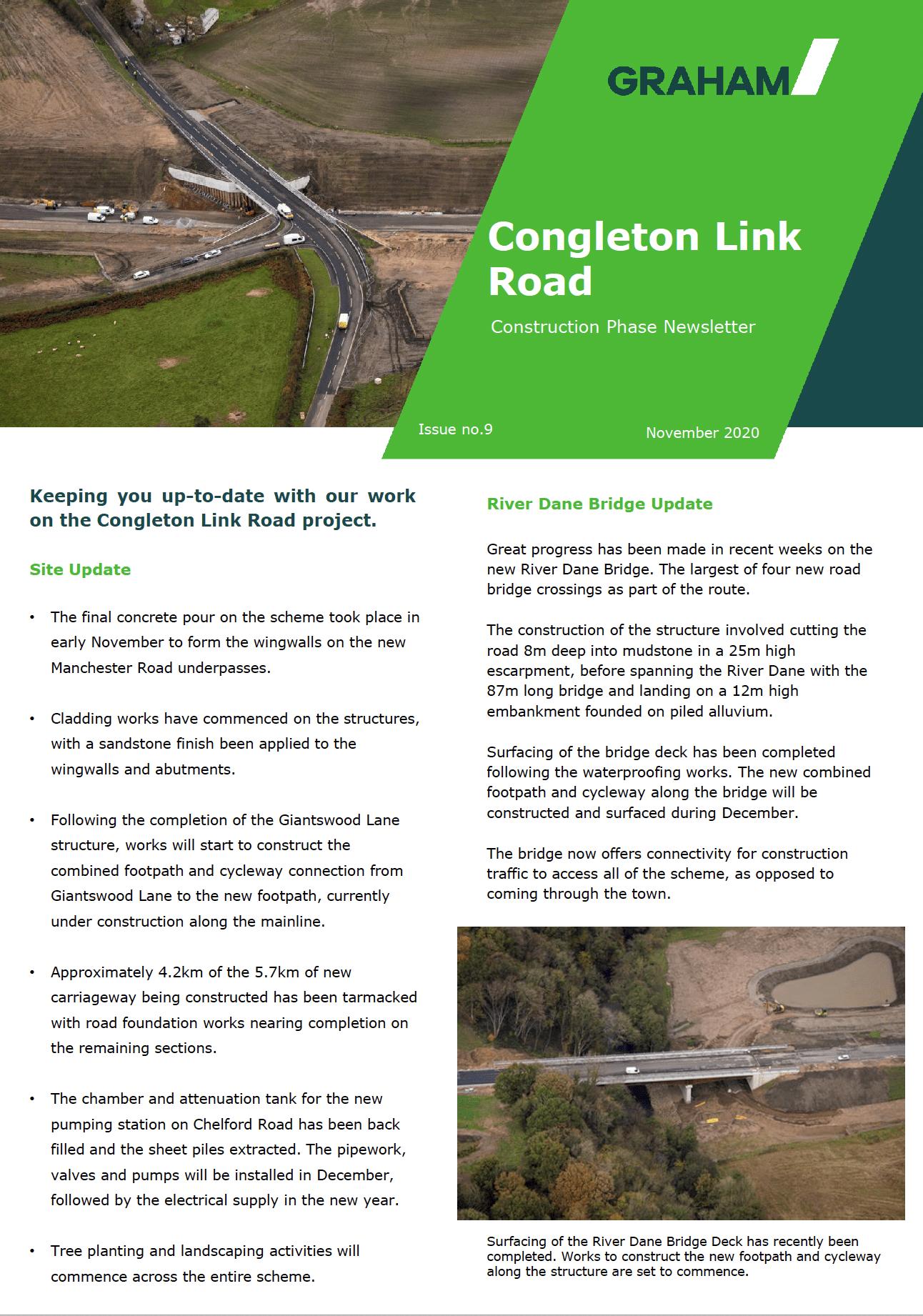 Congleton Link Road